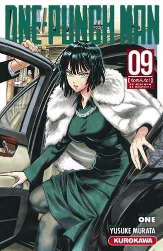 Couverture One-punch man, tome 09