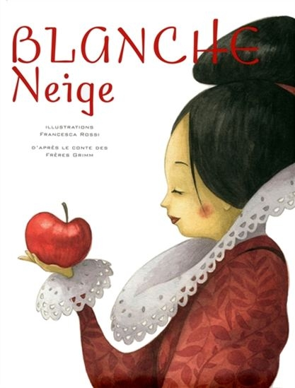 Couverture Blanche neige (Rossi)
