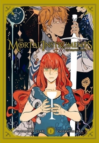 Couverture The mortal instruments : The graphic novel, book 1
