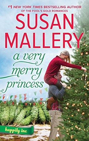Couverture A Very Merry Princess