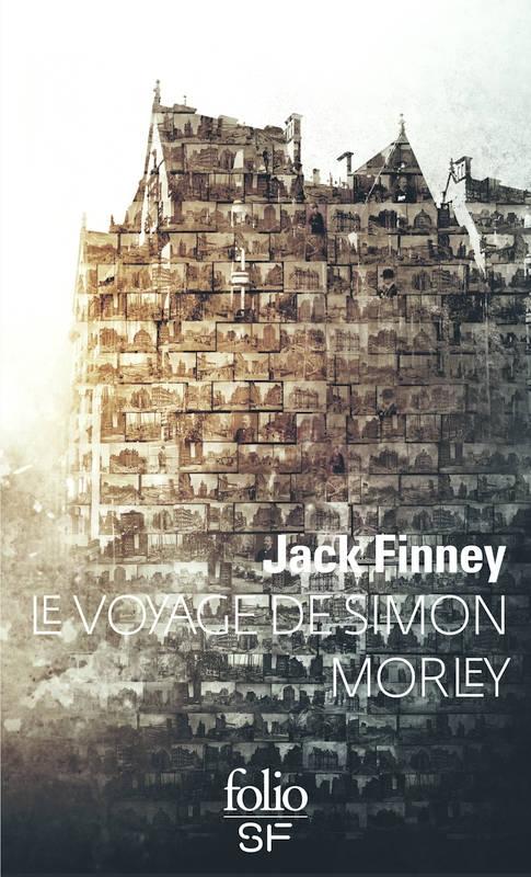 Couverture Le voyage de Simon Morley