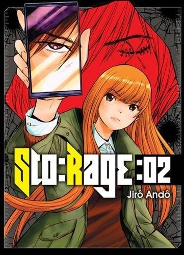 Couverture Storage, tome 2