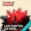 Couverture Contes de Noël Editions Audible Studios 2014