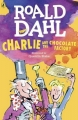 Couverture Charlie et la chocolaterie Editions Puffin Books 2016