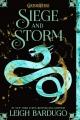Couverture Grisha, tome 2 : Le dragon de glace Editions Square Fish 2017