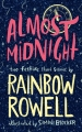 Couverture Almost Midnight Editions Macmillan 2017