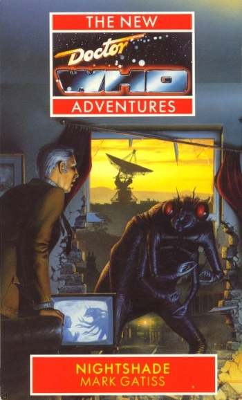 Couverture The New Doctor Who Adventures: Nightshade
