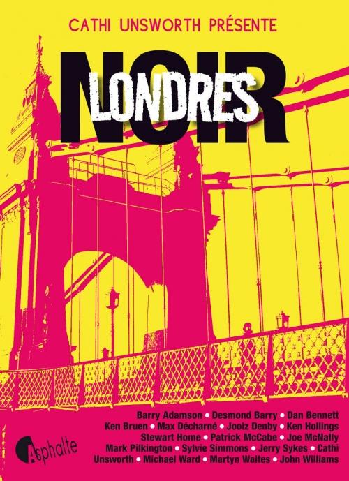Couverture Londres noir