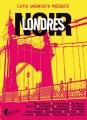 Couverture Londres noir Editions Gallimard  2012