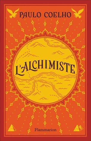 Couverture L'alchimiste
