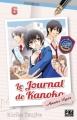 Couverture Le journal de Kanoko : Années lycées, tome 06 Editions Pika (Shôjo) 2017