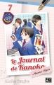 Couverture Le journal de Kanoko : Années lycées, tome 07 Editions Pika (Shôjo) 2018