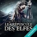 Couverture La Trilogie des elfes, tome 1 : Le Crépuscule des elfes Editions Audible studios 2015