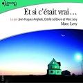 Couverture Lauren et Arthur, tome 1 : Et si c'était vrai... Editions Gallimard  (Ecoutez lire) 2015