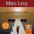 Couverture La Première Nuit Editions Audiolib 2010