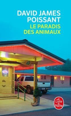 Couverture Le paradis des animaux
