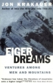 Couverture Eiger Dreams Editions Anchor Books 1997