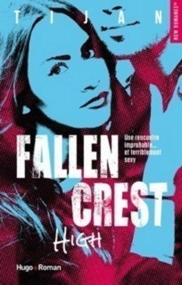 Couverture Fallen crest, tome 1