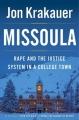 Couverture Sans consentement : Enquête sur le viol / Sans consentement Editions Doubleday 2015