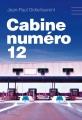 Couverture Cabine numéro 12 Editions Edito 2015