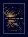 Couverture Les métamorphoses Editions de L'Ogre 2017