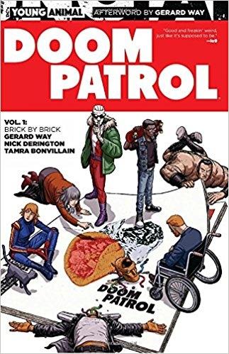 Doom Patrol Tome 1 Brick By Brick Livraddict