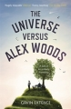 Couverture Alex Woods face à l'univers Editions Hodder 2013