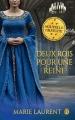 Couverture Deux rois pour une reine Editions Gloriana 2017