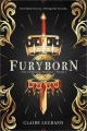 Couverture The Empirium Trilogy, book 1: Furyborn Editions Sourcebooks (Fire) 2018