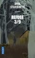 Couverture Refuge 3/9 Editions Pocket 2018