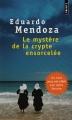 Couverture Le Mystère de la crypte ensorcelée Editions Points 2014