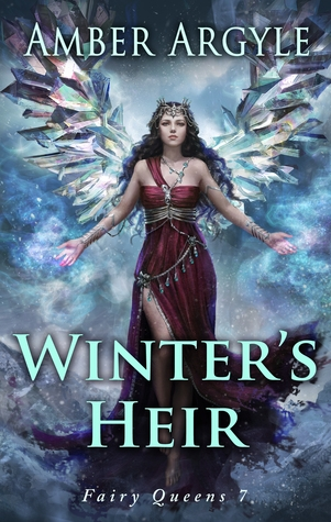 Couverture Fairy Queen, book 7: Winter's Heir