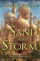 Couverture Fairy Queen, book 5: Of Sand and Storm Editions Starling Books 2016
