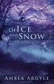 Couverture Fairy Queen, book 0.5: Of Ice and Snow Editions Starling Books 2014