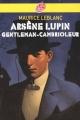 Couverture Arsène Lupin gentleman cambrioleur Editions Le Livre de Poche (Jeunesse) 2007