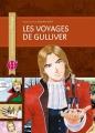 Couverture Les voyages de Gulliver (manga) Editions Nobi nobi ! (Les classiques en manga) 2017