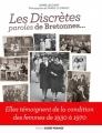 Couverture Les discrètes : Paroles de Bretonnes... Editions Ouest-France 2017