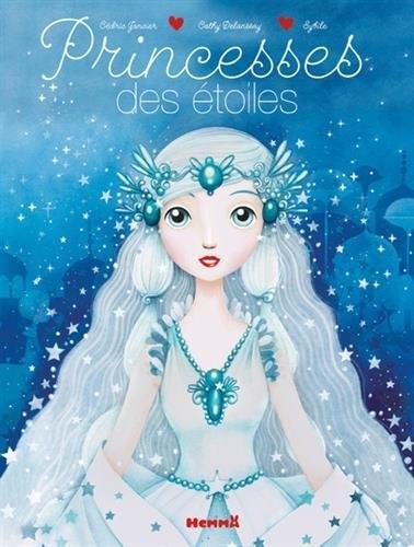 Couverture Princesses des étoiles