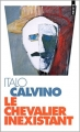 Couverture Le chevalier inexistant Editions Points 1995