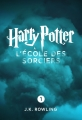 Couverture Harry Potter, tome 1 : Harry Potter à l'école des sorciers Editions Pottermore Limited 2015