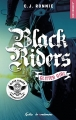 Couverture Black riders, tome 1 : Glitter girl Editions La Condamine 2017