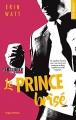 Couverture Les héritiers, tome 2 : Le prince brisé Editions Hugo & cie (New romance) 2018