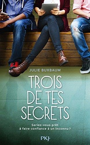 Couverture Trois de tes secrets