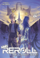 Couverture Noob reroll (Light novel), tome 1 : Horizon reborn Editions Olydri 2017