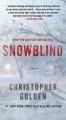 Couverture Snowblind Editions Macmillan 2014