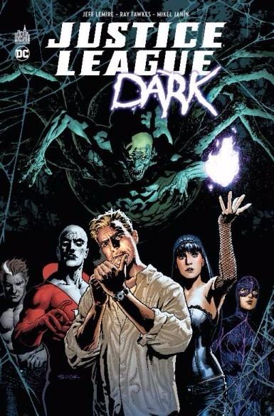 Couverture Justice League Dark