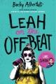 Couverture Leah à contretemps Editions Balzer + Bray 2018