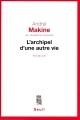 Couverture L'archipel d'une autre vie Editions Seuil 2016