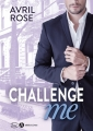Couverture Challenge me Editions Addictives (Luv) 2018