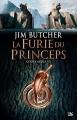 Couverture Codex Aléra, tome 5 : Les furies du Princeps Editions Bragelonne (Fantasy) 2017